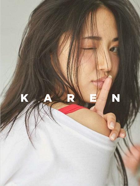 藤井夏恋写真集『KAREN』 発売記念